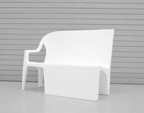 Bench Chair by Thomas Schnur