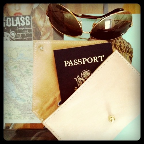 oh hai, my passport fits perfectly into my clare vivier wallet.   brb, GOING TO AFRICA!