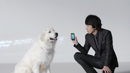 au by KDDI - Jibe Social Address Book service by Kazunari Ninomiya