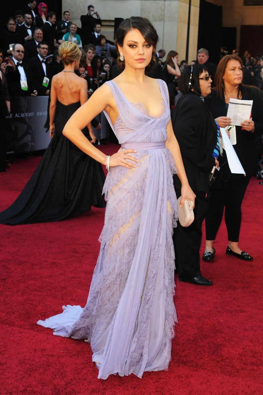 fuckyeahgorgeousladies:  Mila at the 83rd Academy Awards on Feb 27th.