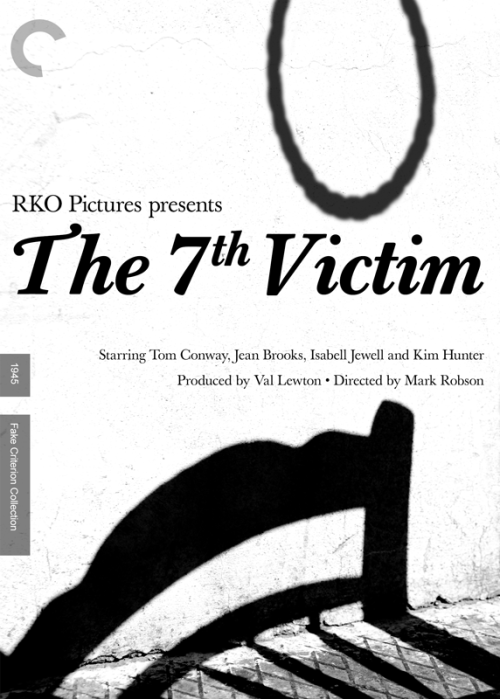 Fake Criterion: The 7th Victim