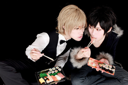 Izaya's face is driving me crazy!! JAJAJA