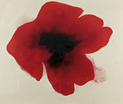 melisaki:  Soller Encaustic and oil on board by José Maria Sicilia, 1997