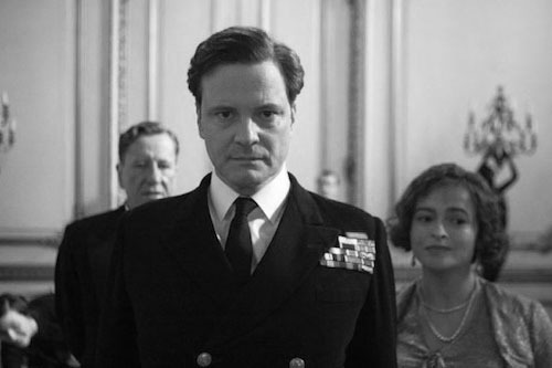 Best Director goes to Tom Hooper for The King's Speech