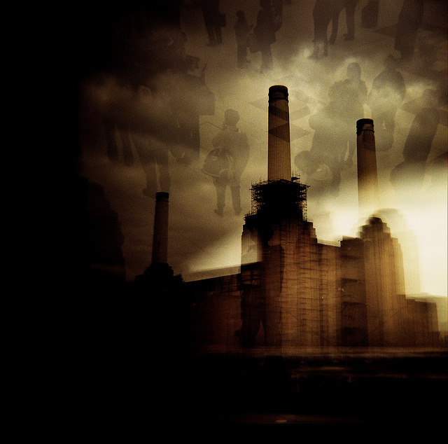 fuckyeahtoycameras:  confusion at battersea (by Sianeye)