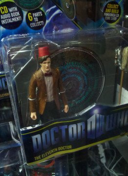 The Eleventh Doctor! (via io9)