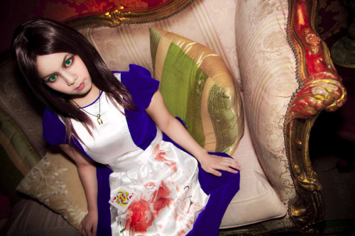#gaming Week (Day 2):  Alice from American McGee's Alice