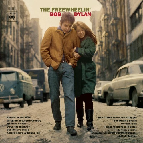 pitchfork:  Artist and Bob Dylan muse Suze Rotolo— who famously co-starred on The Freewheelin' Bob Dylan cover— has passed away at age 67.