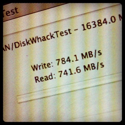 San+fiber channel+raid+Premiere pro (Taken with instagram)