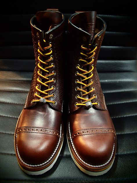 anchordivision:  Neighborhood C.W.P Boots