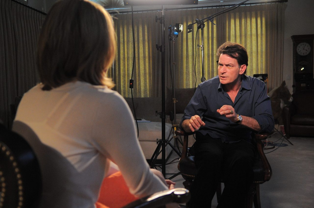 "The best quotes from Charlie Sheen's Today Show & ABC appearances (Photo: ABC News/Reuters)On being on drugs:""I am on a drug. It's called Charlie Sheen. It's not available. If you try it once, you will die. Your face will melt off and your children will weep over your exploded body.""On how he avoids relapsing:""I just don't do it. I will not believe that if I do something then I have to follow a certain path because it was written for normal people. People who aren't special. People who don't have tiger blood and Adonis DNA.""On himself:""I'm tired of pretending I'm not a total bitchin' rock star from Mars."""