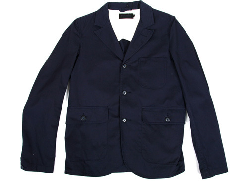 Maiden Noir Officer Club Coat