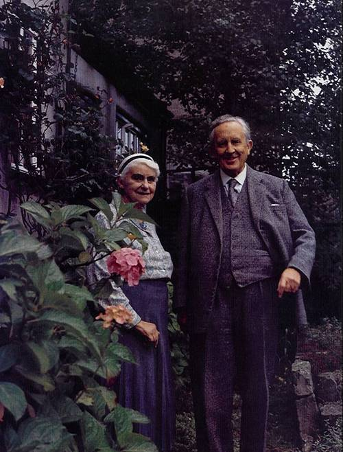 J.R.R. Tolkien and Edith Tolkien | Beren and Luthien