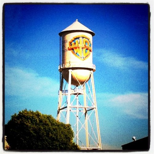 Always reminds me of Animaniacs (Taken with Instagram at Warner Bros Pictures)
