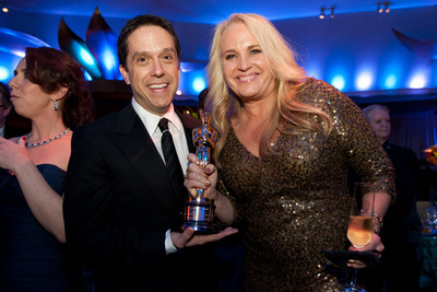 View Pictures From Last Night's Governers Ball - Lee Unkrich, Darla Anderson, and Randy Newman!
