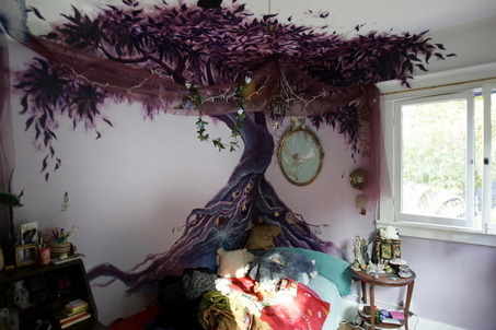 purdydigs:  Living in a fairy tale.