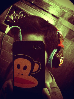 Skullcandy Paul Frank Headphones// shooteminthehead