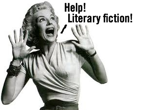 "Literary fiction need not be frightening. Here's a list of some of great literary works worth reading … in no particualr order: 1.   Blood Meridian by Cormac McCarthy2.   V. by Thomas Pynchon3.   Crime and Punishment by Fyodor Dostoyevsky4.   Jane Erye by Charlotte Bronte5.   Lord of the Flies by William Golding6.   Pygmalion by George Bernard Shaw7.   Moby Dick by Herman Melville8.   War and Peace by Leo Tolstoy9.   David Copperfield by Charles Dickens10. I Know Why the Caged Bird Sings by Maya Angelou11. To Kill a Mockingbird by Harper Lee12. 1984 by George Orwell13. Beloved by Toni Morrison14. White Noise by Don Delillo15. Infinite Jest by David Foster Wallace16. Disgrace by J.M. Coetzee17. Mrs. Dalloway by Virginia Woolf18. The Bell Jar by Sylvia Plath19. American Pastoral by Philip Roth20. Atonement by Ian McEwan21. The Corrections by Jonathan Franzen22. The Grapes of Wrath by John Steinbeck23. Herzog by Saul Bellow24. Invisible Man by Ralph Ellison25. Lolita by Vladimir Nabokov26. On the Road by Jack Kerouac27. The Sun Also Rises by Ernest Hemingway28. Pride and Prejudice by Jane Austen29. The Trial by Franz Kafka30. Les Miserables by Victor Hugo I know this list is short, but if anyone were to read all the books on it, they would have read about 30% of the ""best of"" lists made over the years."
