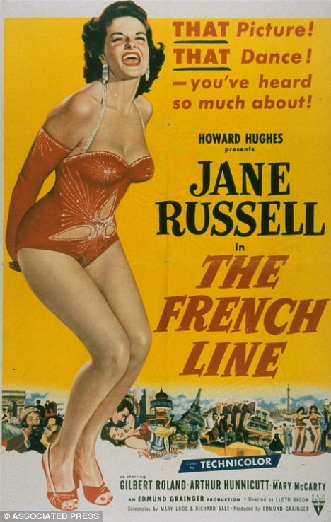 With the passing of Jane Russell Old Hollywood is almost extinct.  :( They don't make 'em like they used to - what a dame!