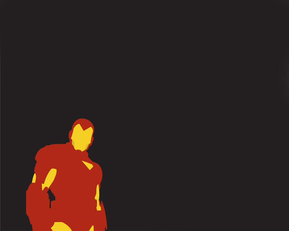 Iron Bro Wallpaper by Brendan Hewson