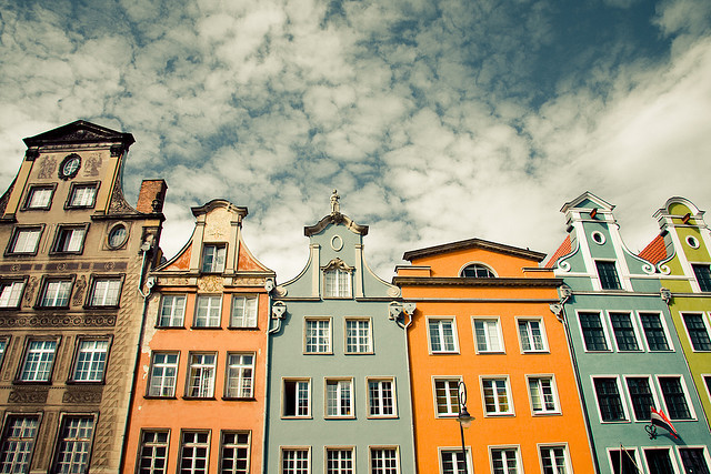 City of Gdansk, Poland (by Osvaldo Ponton)