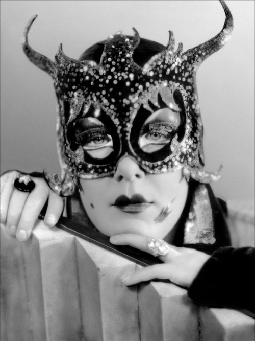 billyjane:  Kay Johnson in Madam Satan, 1930 [also] from toutlecine