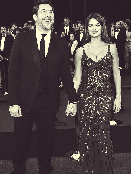 Javier Bardem and Penèlope Cruz, February 27, 2011 | 83rd Annual Academy Awards- Kodak Theatre  If only someday, I could look half as amazing as her after a baby.  {Looking more radiant than ever.}