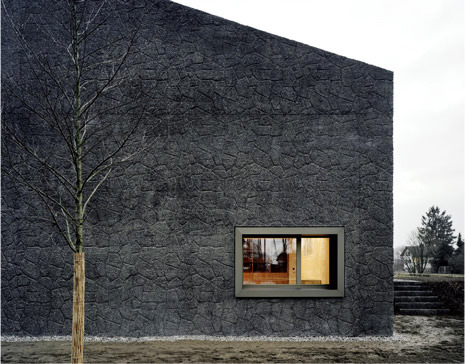subtilitas:  Schneider & Schneider - House with horse stables, central Switzerland 2009.