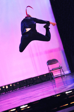 """Jason Scott: Flying""Mocha Moves presents: MoTVMIT Little Kresge Auditorium, February 26, 2011Photo by: Joseph Lee"