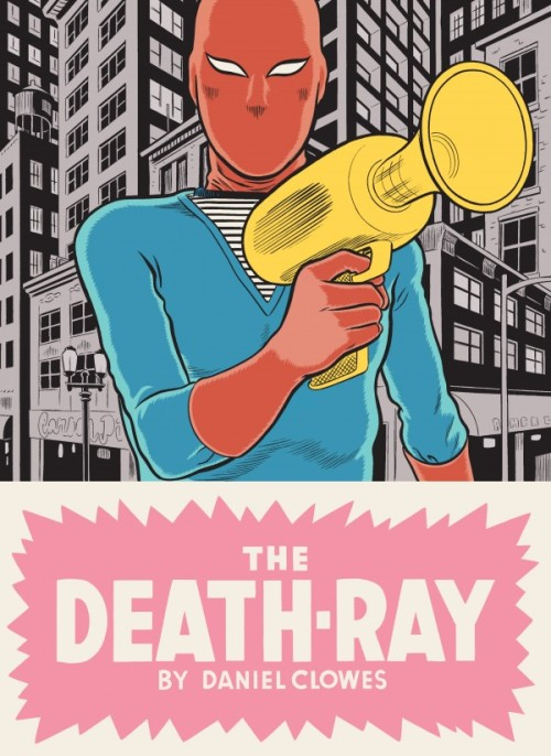 New cover for Death Ray