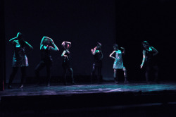 """Power Ladies.""Mocha Moves presents: MoTVMIT Little Kresge Auditorium, February 26, 2011Photo by: Joseph Lee"