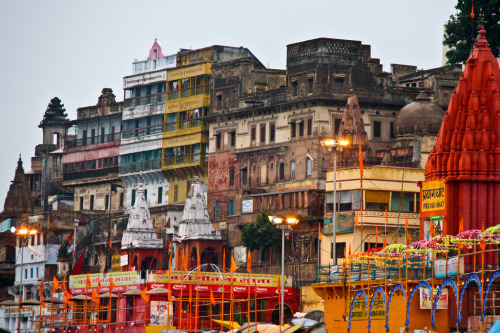 travelthisworld:  Varanasi, Uttar Pradish, India