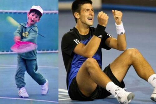 THIS IS SO CUTE OH MY GOSH. Baby Novak is my favorite thing ever now.