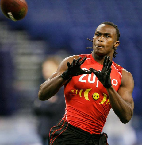 Julio Jones wearing the E39 shirt.