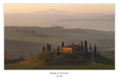 llbwwb:  Grand Lifestyle in Tuscany by E.C.