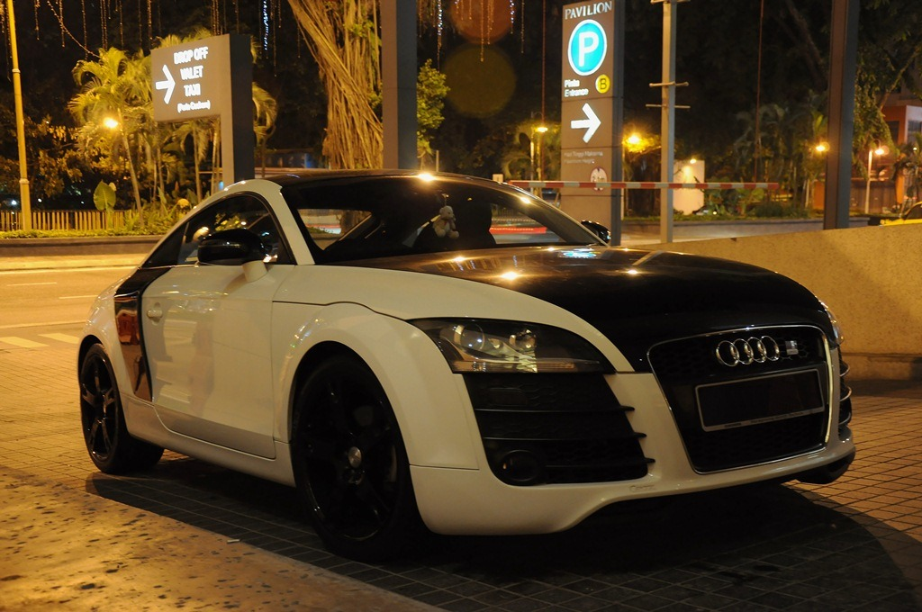 When I grow up, I wanna be a R8
