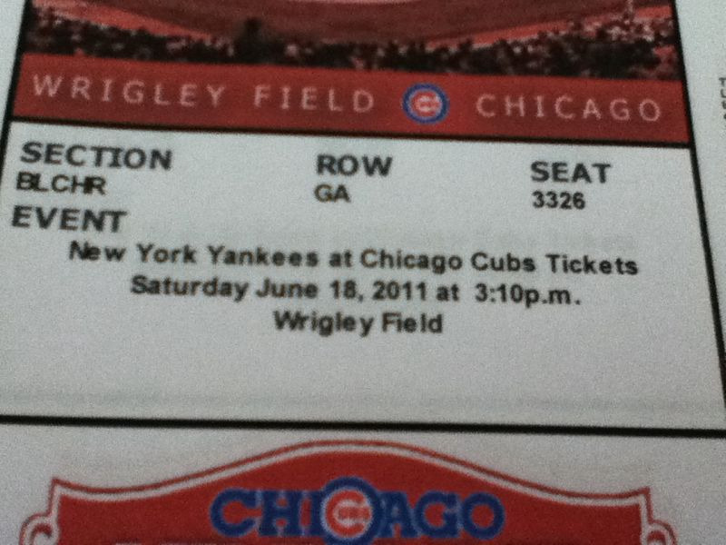 Baseball is almost here, and I have tickets to see my favorite teams.
