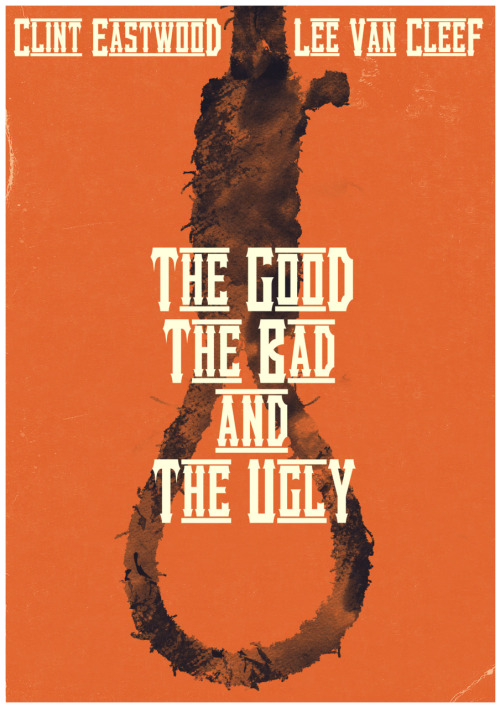 The Good the Bad and the Ugly by Christian Frarey