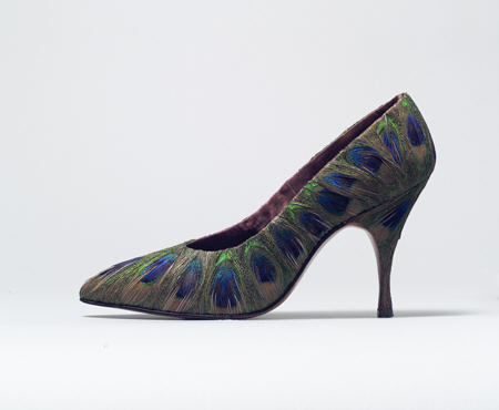 sadieharry:  omgthatdress:  Herbert Levine evening shoes ca. 1958 via The Costume Institute of the Metropolitan Museum of Art  NEED