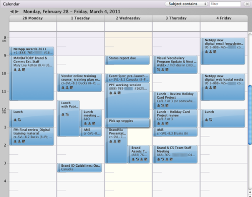 Week of February 28th - March 4th Kill me
