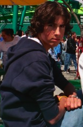 Contemplating returning to the Josh Groban hair…