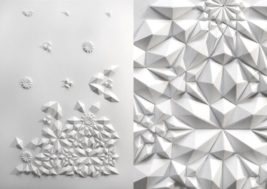 Paper Art by Matt Shlian pt. II