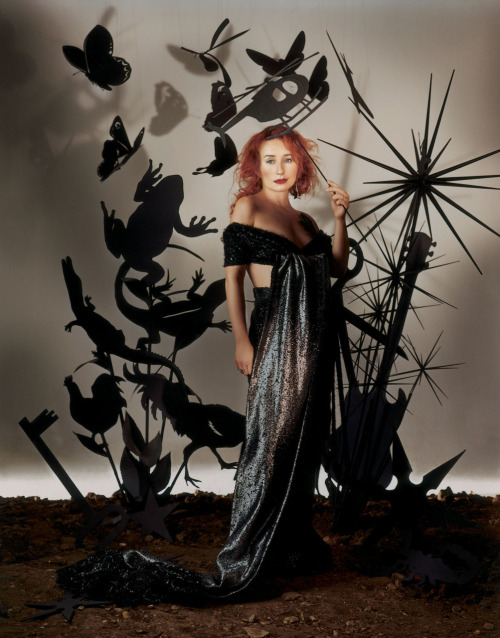 "Tori Amos - Witness ""Thought I heard you Whispering murder Thought this witches Brew was more than Bullet-proof But words are like guns When you shoot the moon…"" - from the album The Beekeper"