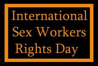 nothing2c:  queerasfuck:  Guess what today is?  Here's wishing sex workers fairness, good treatment, health and happiness.  Seconded !