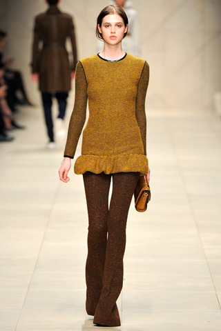 Burberry Prorsum runway, fall/winter 201
