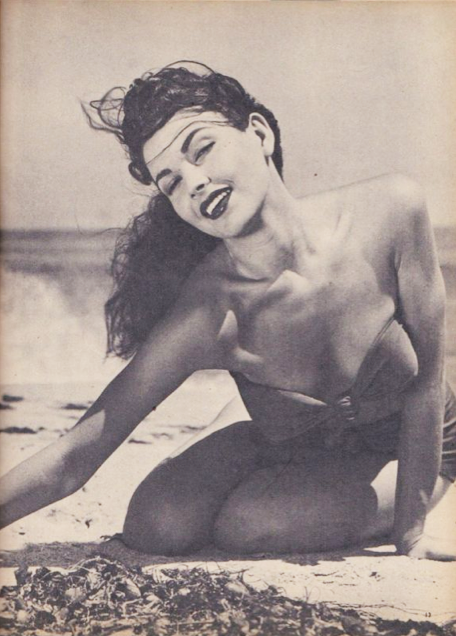 stfumadison:  Bettie Page