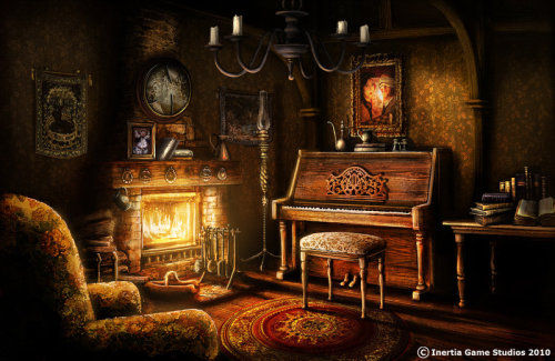 parlour by ~Ben-Andrews
