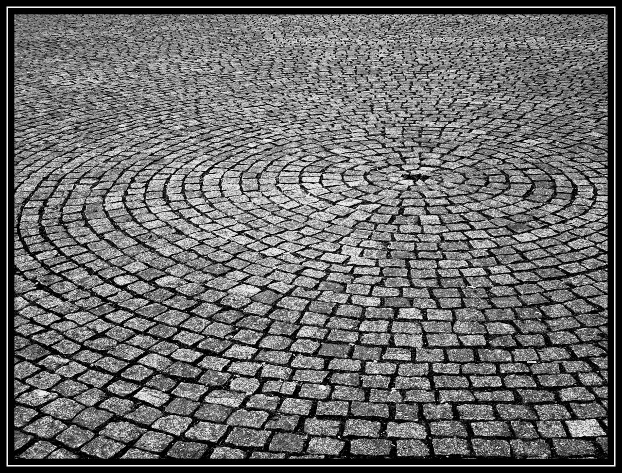 Cobblestone in Berlin http://www.panoramio.com/photo/24545298
