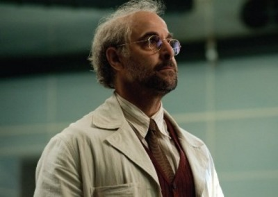 nickibrand:  Stanley Tucci As Doctor Abraham Erskine in Captain America: The First Avenger.