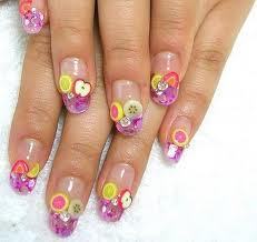 This is so adorable. I want cute nails like this for summer.